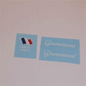 Corgi Toys Gift Set 13 Renault Tour De France 'Paramount' Decal Set GS13