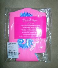 NEW NIP LILLY PULITZER Koozie Drink Hugger  Neoprene