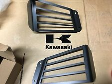 KAWASAKI TERYX 4-PAIR- TAIL LIGHT GUARDS METAL BLACK USA( 750/800) teryx4