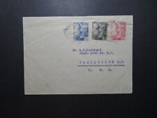 Spain 1940 Cover to Washington DC / Light Top Crease - Z11822