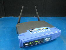 Linksys Wireless-G 2.4GHz 54 Mbps Broadband Router WRT54GL v1.1 4 Port Switch
