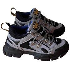 Gucci Men Flashtrek Trainers Sneakers Shoes Size 6.5 UK