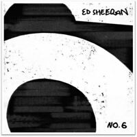 No. 6: Collaborations Project - Ed Sheeran (Album) [CD]