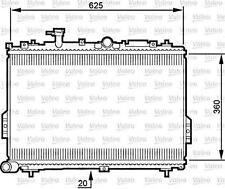 VALEO Engine Cooling Radiator Fits HYUNDAI Elantra Lavita Matrix 2000-2010