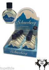 Schneeberg - Schnupf Pulver von Pöschl,10x10g Fläschchen kein Schnupftabak  ST11