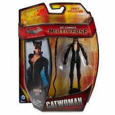 DC COMICS BATMAN ARKHAM CITY MULTIVERSE CATWOMAN FIGURE