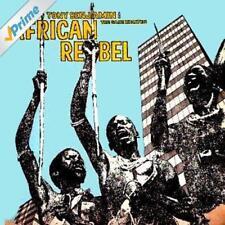 Tony Benjamin And The Sane Inmates - African Rebel (NEW CD)