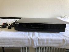 Sony ST-S 500 ES Tuner der ES-Serie Kaum gebraucht.
