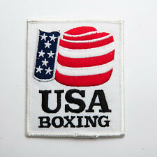 Vintage USA Boxing Patch American flag Glove