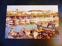 Fisherman's Wharf San Francisco CA California Union 76 Oil Company Gas 1940's Ex