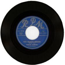 "ROSCOE GORDON ""NEW ORLEANS WIMMEN"" R&B"