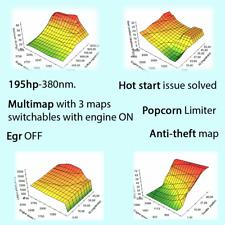 Ibiza cupra tdi (BPX) ECU Multimap+Popcorn