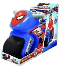 Spider- ULTIMATE SPIDER-MAN Man 4 Ultimate Spiderman Spidey Motorcycle Ride On
