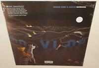 FREDDIE GIBBS & MADLIB BANDANA (2019) BRAND NEW SEALED LIMITED VINYL LP