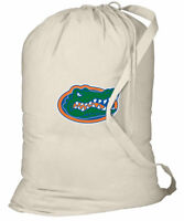 University of Florida Laundry Bags BEST Gators Clothes Bag w/ SHOULDER STRAP!