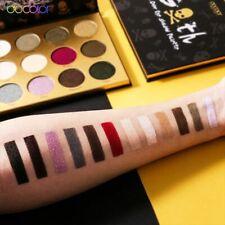 Docolor 12 Colors Eye Shadow Palette Natural Shimmer Matte Eyeshadow Powder Eye