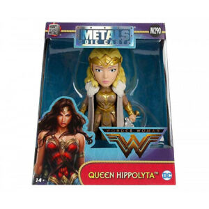Figura DC Comics Wonder Woman Queen Hippolyta Reina Metals Die Cast M290
