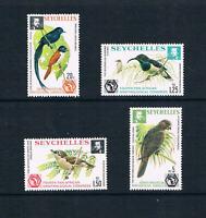 Seychelles - 1979 - Birds of Seychelles - SC 357-360 [SG 441-445] Mint 20-N