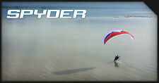 Ozone Spyder Power Glider for Paramotoring, PPG, Powered Paraglider