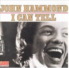 JOHN HAMMOND - I Can Tell - CD - Original Recording Remastered Extra Tracks NEW