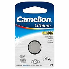3 Pack Camelion Cr2032 3v Lithium Coin Cell Battery Each