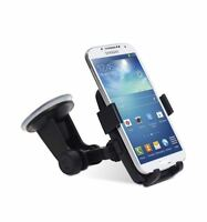 360°Rotatable Car Windscreen Suction Cup Window Mount Phone Holder Bracket Stand