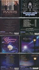 4 CD, Parigi-Only One Life + Sapphire Eyes + Charming Grace + Shining Line, AOR