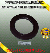 GEARBOX TO TRANSFER BOX SHAFT OIL SEAL FITS NISSAN NAVARA D40 4WD 2.5TD 2005>>