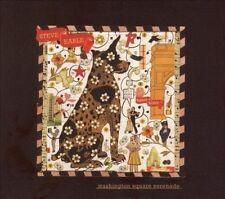 Washington Square Serenade [Bonus DVD] by Steve Earle (CD, Sep-2007, 2 Discs)