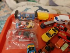 Vintage Gumball/Vending Cars/Trucks And Other Work Vehicles Lot Of 24