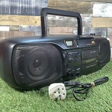 JVC RC-X320 Super Bass CD Radio Cassette Boombox Ghetto Blaster - Portable HIFI