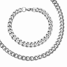 Pearl Stainless Steel Chains & Necklaces for Men