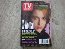"""X-Woman"" In Extreme Close Up TV Guide Magazine June 1998 New York Edition"