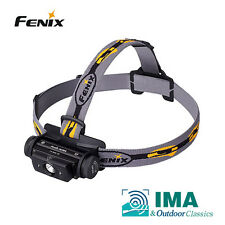 2016 Fenix HL60R Cree XM-L2 T6 Neutral White LED 900 lumens headlamp