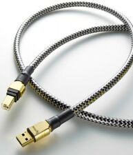 TEAC ESOTERIC 8N Reference 1-meter ultimate USB Cable/milled-connectors