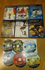 12x Spiele für PS2. Games für PlayStation,  Konvolut, Sammlung