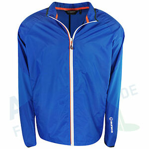 SunIce Windjacke Salford blau Größe XL (winddicht wasserabweisend atmungsaktiv)