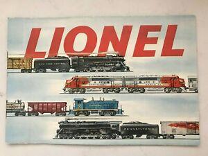 Original 1953 Lionel Electric Trains Catalog 38 page Excellent Condition Vintage