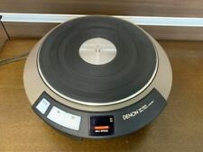 DENON DP3000 DP-3000 Turntable DJ Music Club Servo Direct Drive Japan Used