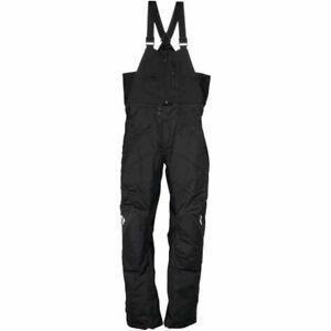 Arctiva S8 Mech Insulated Mens Snowmobile Bib Pants Black - Large