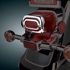 Show Chrome Accessories 82-220 Taillight Grille for Suzuki VL800 01-04, C50 05