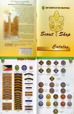 1st Edition BOY SCOUTS OF PHILIPPINES (BSP) - Scout Shop Official Catalogue