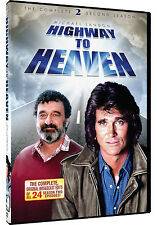 HIGHWAY TO HEAVEN: COMPLETE SECOND SEASON 2 TWO (5 DVD) - NEW!
