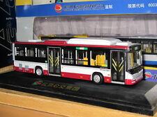 Yellow sea Beijing city bus DD6129S05 model 1/64 free shipping