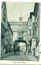 POSTCARD TOTNES East gate