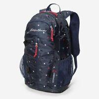 Eddie Bauer Unisex-Adult Stowaway Packable 20L Daypack Stripe Color New