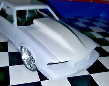 LSM Resin Bubble Hood for '90 Mustang LX 5.0 Revell 1/25 NEW, HOT!