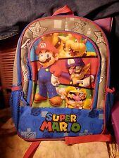 NWT Super Mario Backpack
