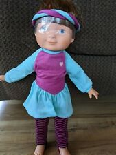 Vintage Fisher Price My Friends Mikey Doll In Jenny's Outfit