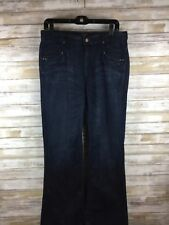 Women's Citizen of Humanity High Rise Stretch Wide Leg Denim Jeans Size 30